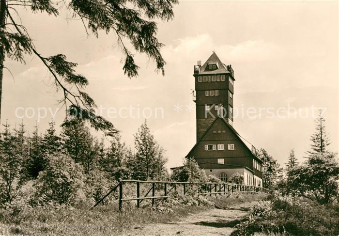 AK / Ansichtskarte Baerenstein Annaberg Buchholz Berghaus Baerenstein Kat. Baerenstein