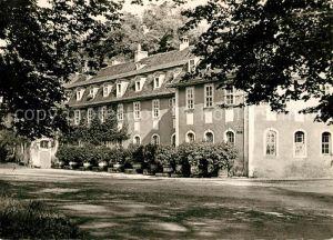 AK / Ansichtskarte Weimar Thueringen Haus der Frau von Stein Kat. Weimar