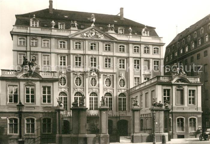 AK / Ansichtskarte Dresden Cosel Palais Kat. Dresden Elbe