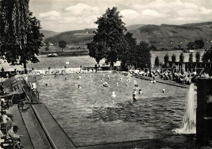 AK / Ansichtskarte Bad Niederbreisig Thermalschwimmbad Kat. Bad Breisig