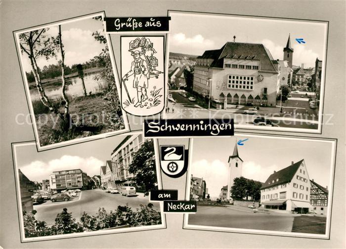 AK / Ansichtskarte Schwenningen Neckar  Kat. Villingen Schwenningen
