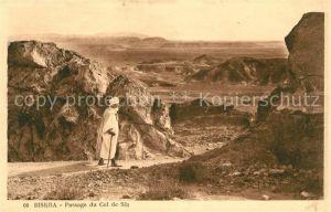 AK / Ansichtskarte Biskra Col de Sfa Kat. Algerien