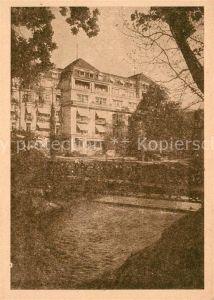 AK / Ansichtskarte Baden Baden Brenners Parkhotel Kat. Baden Baden