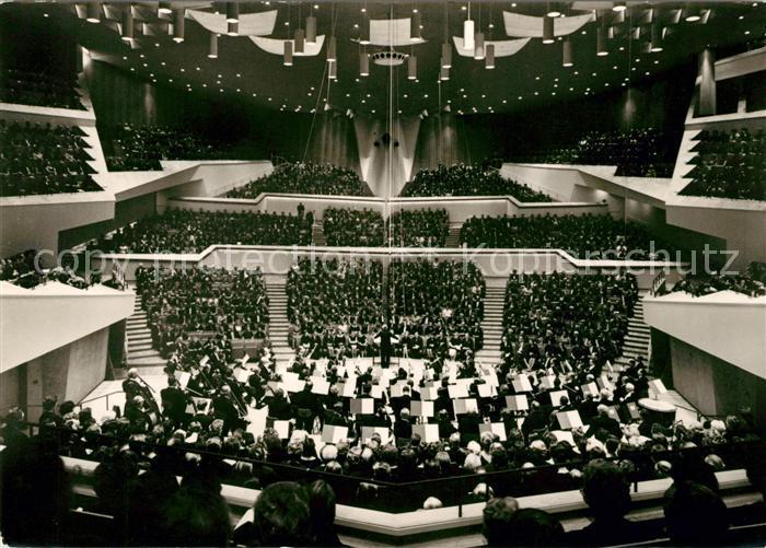 AK / Ansichtskarte Berlin Konzertsaal Philharmonie  Kat. Berlin
