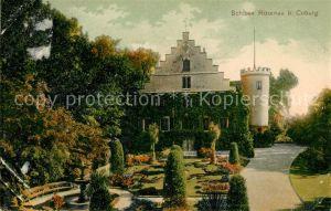 AK / Ansichtskarte Coburg Schloss Rosenau Kat. Coburg