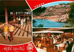 AK / Ansichtskarte Dubrovnik Ragusa Hotel Libertas  Kat. Dubrovnik
