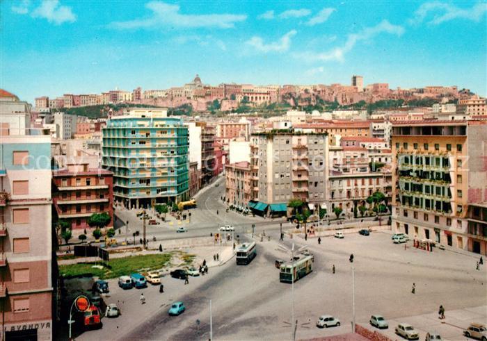 Cagliari Piazza Republica Kat. Cagliari