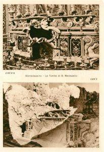 AK / Ansichtskarte Montecassino Tomba die San Benedetto Kat.