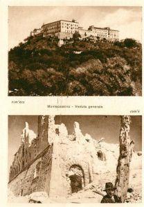 AK / Ansichtskarte Montecassino Veduta generale Kat.