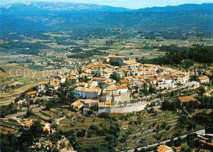 Le Castellet Alpes de Haute Provence Vue aerienne du village Kat. Le Castellet