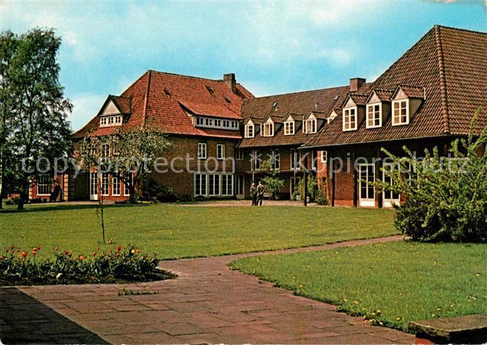 Hermannsburg Niedersaechsisch Luth Volkshochschule Kat. Hermannsburg