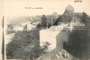 Alger Algerien La Medersa