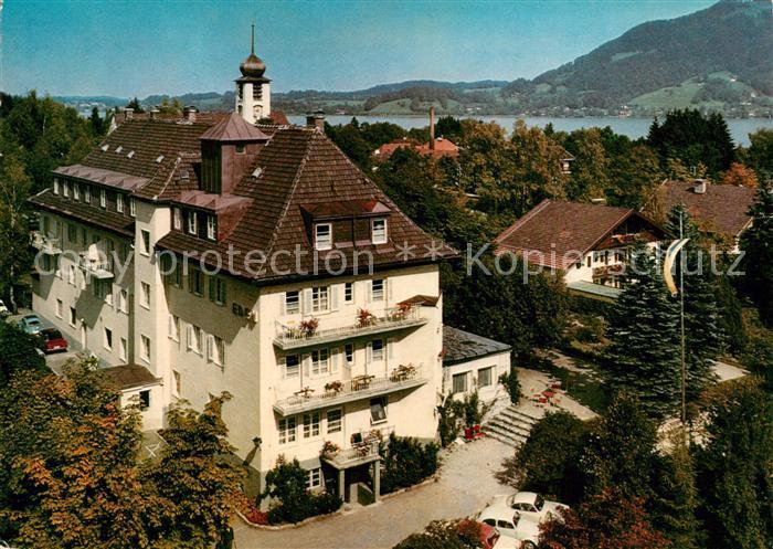 Bad Wiessee Sanatorium Wiessee am Tegernsee Kat. Bad Wiessee