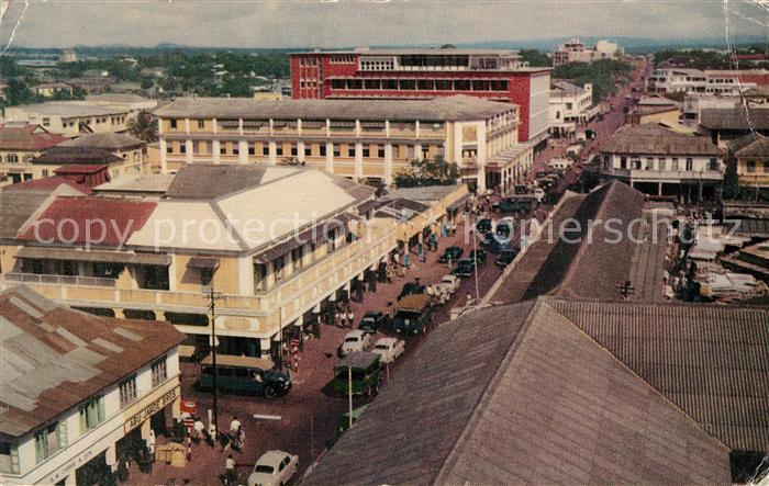 AK / Ansichtskarte Accra Station Road Kat. Accra 0