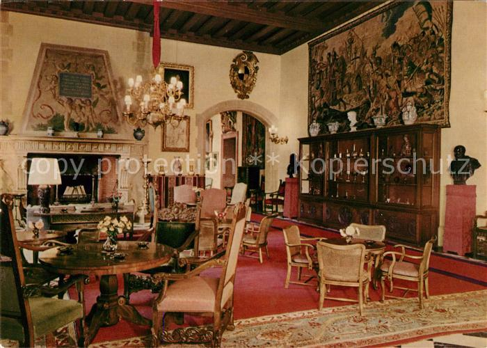 AK / Ansichtskarte Kronberg Taunus Schlosshotel Kronberg Kat. Kronberg im Taunus