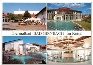 AK / Ansichtskarte Bad Birnbach Thermalbad Schwimmbecken Therme Kat. Bad Birnbach