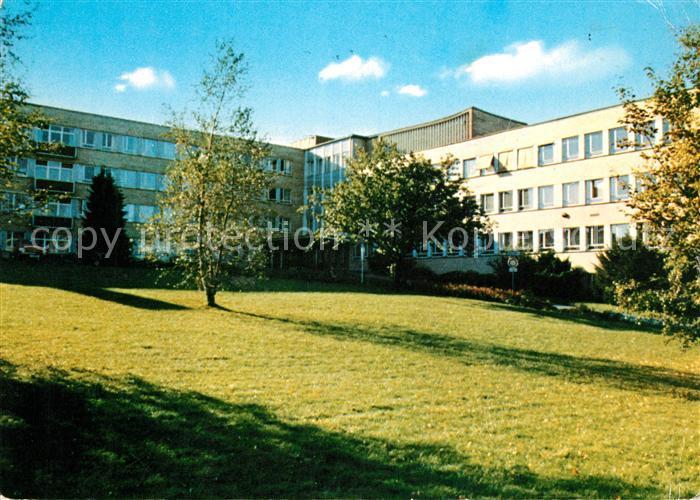 AK / Ansichtskarte Haspe Hagen EV Krankenhaus