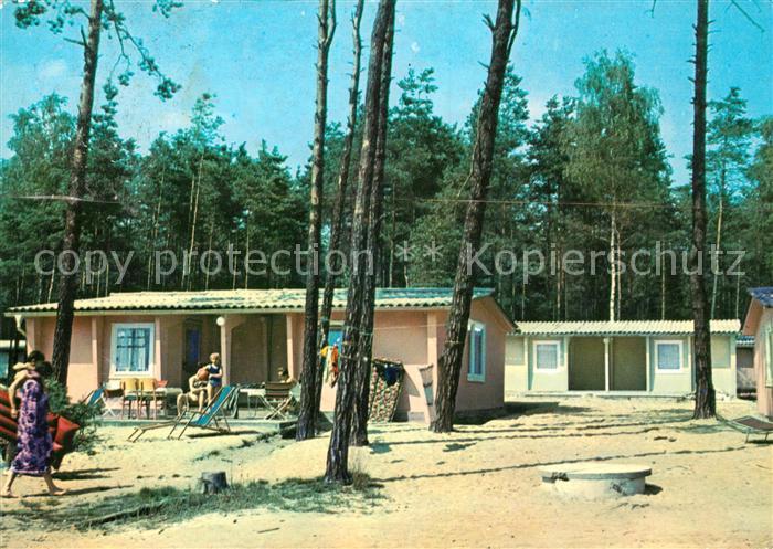 AK / Ansichtskarte Deutschbaselitz Bungalowsiedlung Kat. Kamenz