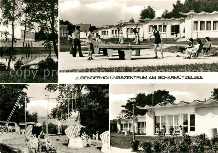 AK / Ansichtskarte Wendisch Rietz Jugenderholungszentrum Scharmuetzelsee Kat. Wendisch Rietz
