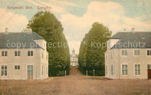 AK / Ansichtskarte Lyngby Sorgenfri Slot Schloss Kat. Lyngby