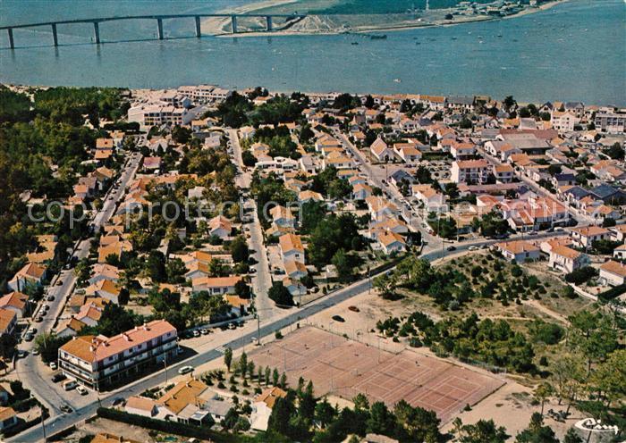 AK / Ansichtskarte La Barre de Monts Fliegeraufnahme Kat. La Barre de Monts