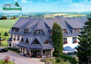 AK / Ansichtskarte Lengefeld Erzgebirge Hotel Waldesruh Kat. Lengefeld Erzgebirge