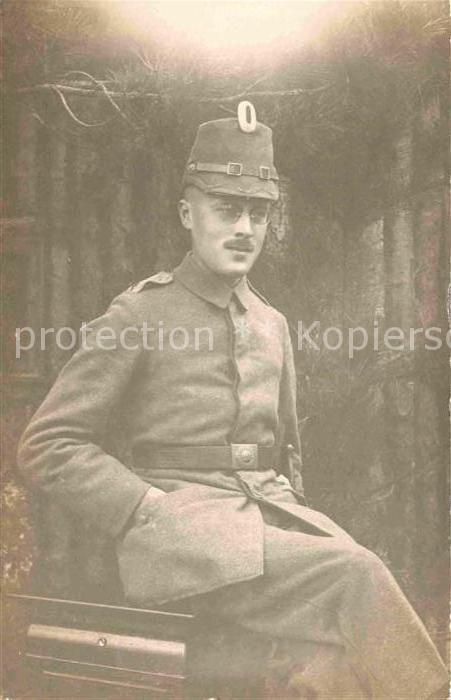 AK / Ansichtskarte Militaria Telegraphie Soldat Telegraphen Abt. WK1