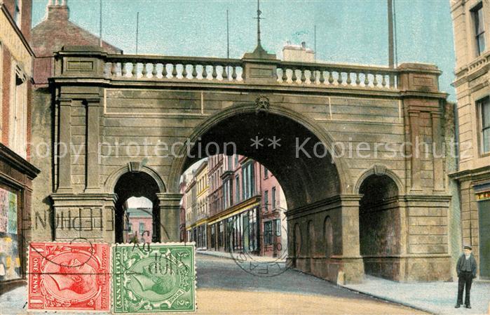 AK / Ansichtskarte Belfast Gateway Kat. Belfast