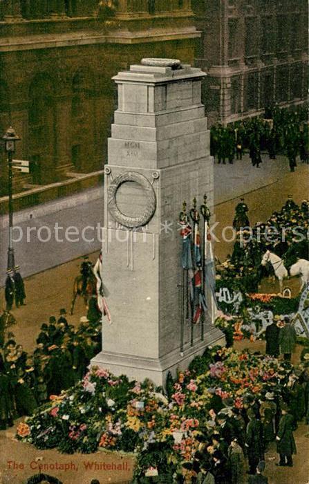 AK / Ansichtskarte London The Cenotaph Whitehall Kat. City of London