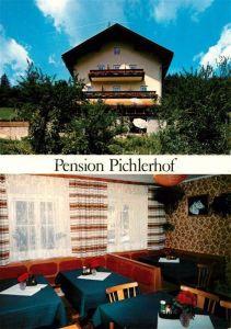 AK / Ansichtskarte Stall Pension Pichlerhof Gaststube Kat. Stall