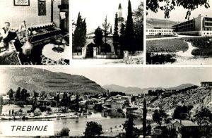 AK / Ansichtskarte Trebinje Ortsansichten Kat. Bosnien Herzegowina
