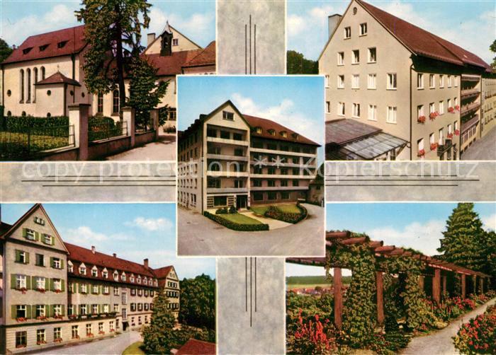 AK / Ansichtskarte Lautrach Ortsansichten Laubengaenge Kat. Lautrach