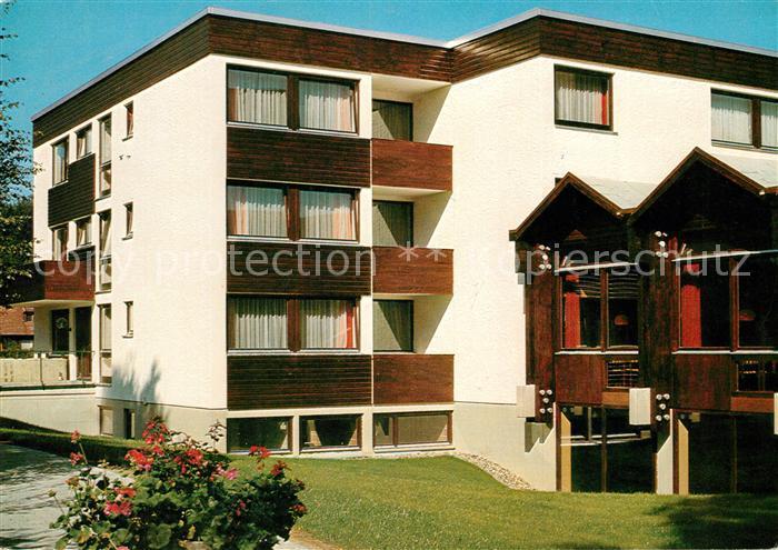 AK / Ansichtskarte Silberbach Hof Erholungsheim Haus Silberbach