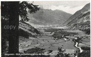 AK / Ansichtskarte Badgastein Blick ins Gasteinertal von der Kaiserpromenade Hochland Kunstdruckkarte Nr 708 Kat. Bad Gastein