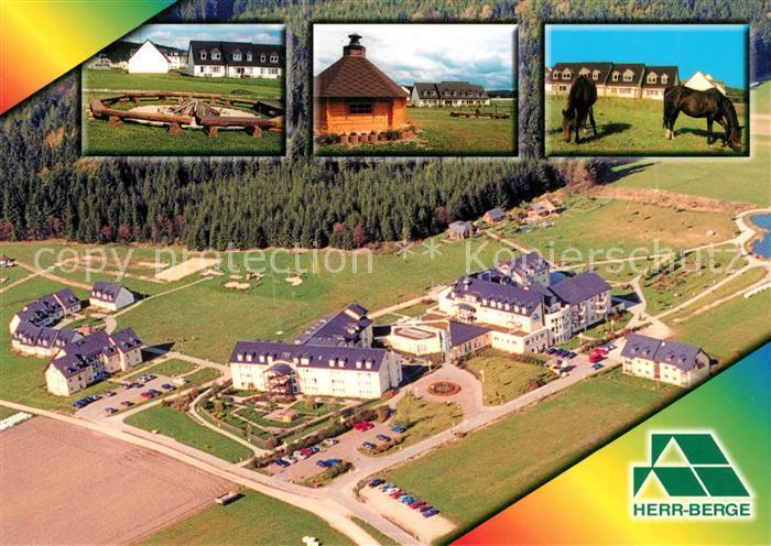 AK / Ansichtskarte Zschorlau Fliegeraufnahme Herr Berge Kat. Zschorlau