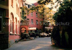 AK / Ansichtskarte Wiesbaden Hotel Oranien Kat. Wiesbaden