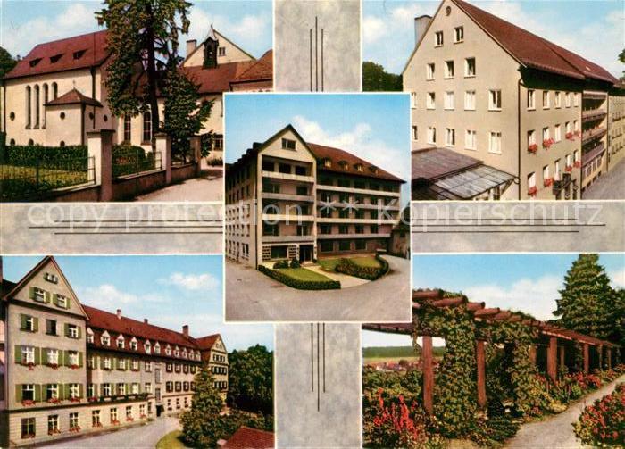 AK / Ansichtskarte Lautrach Ortsansichten Kat. Lautrach