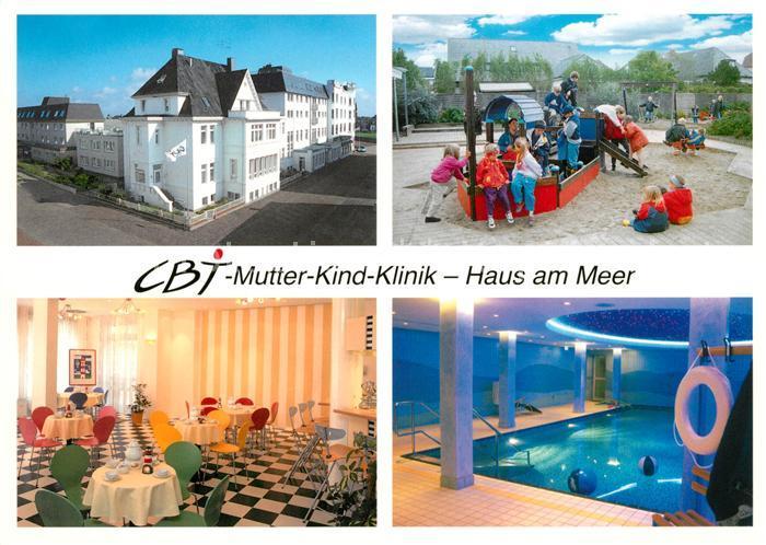 AK Ansichtskarte Borkum Nordseebad Haus am Meer