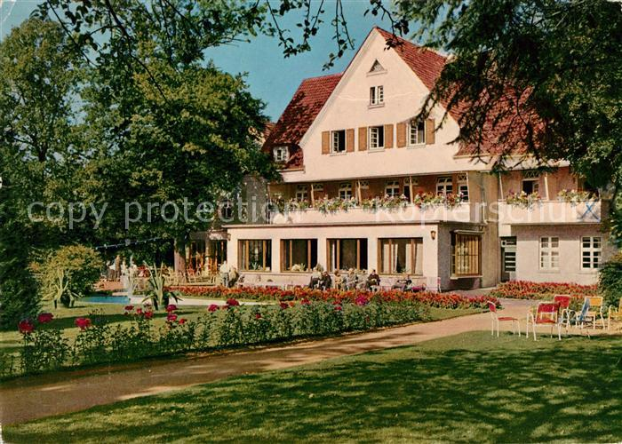 Ak Ansichtskarte Bad Holzhausen Luebbecke Kurhaus Holsing Kat