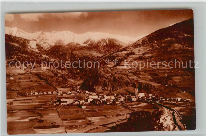 AK / Ansichtskarte Matrei Osttirol mit Matreier Kalsertoerl Alpenpanorama Kat. Matrei in Osttirol
