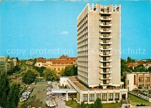 AK / Ansichtskarte Timisoara Hotel Continental Kat. Timisoara