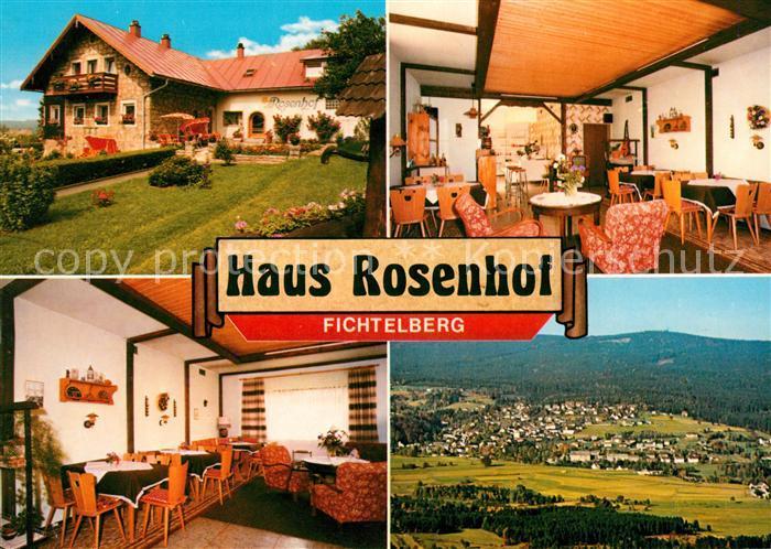 AK / Ansichtskarte Fichtelberg Bayreuth Haus Rosenhof Kat. Fichtelberg
