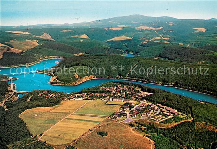 AK / Ansichtskarte Schulenberg Oberharz Fliegeraufnahme Kat. Schulenberg im Oberharz