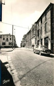 AK / Ansichtskarte Pellegrue La Grande Rue Kat. Pellegrue