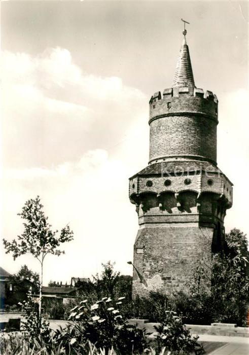 AK / Ansichtskarte Prenzlau Turm Kat. Prenzlau