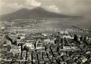 AK / Ansichtskarte Napoli Neapel Veduta del Porto Kat. Napoli