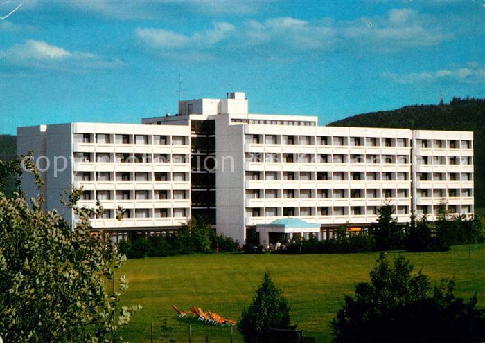 AK / Ansichtskarte Bernkastel Kues Reha Klinik Haus Bernkastel Kat. Bernkastel Kues