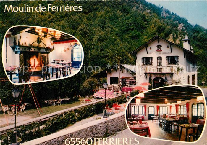 AK / Ansichtskarte Ferrieres Hautes Pyrenees Moulin de Ferrieres Kat. Ferrieres
