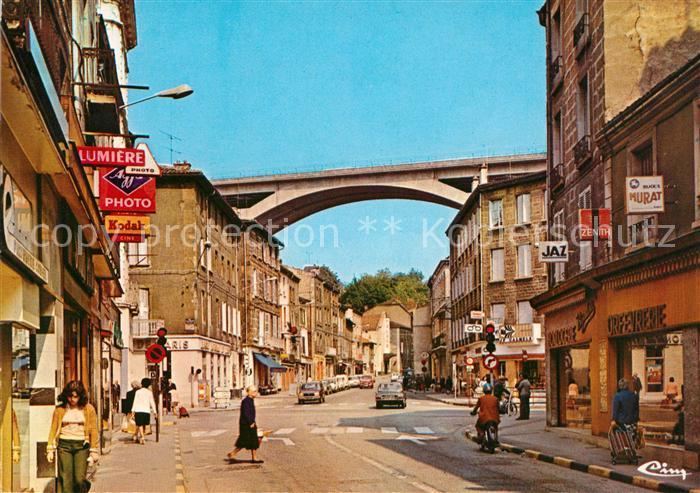 AK / Ansichtskarte Rive de Gier Carrefour centre ville Kat. Rive de Gier