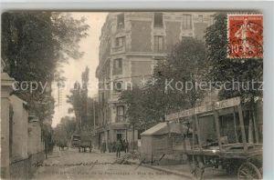Colombes Place de la Republique rue du Sentier Kat. Colombes
